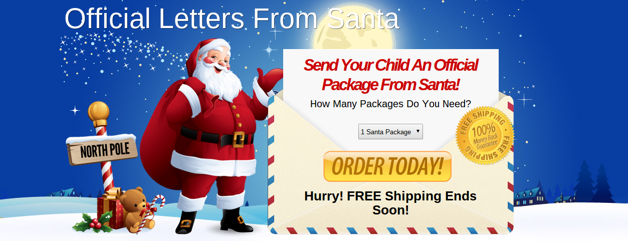 official letters from santa 7roi affiliate marketing