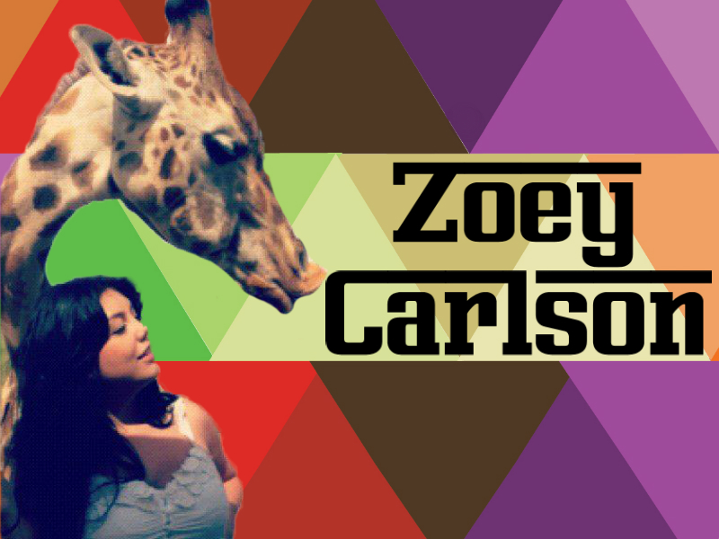 Zoey Carlson – Director of Business Development