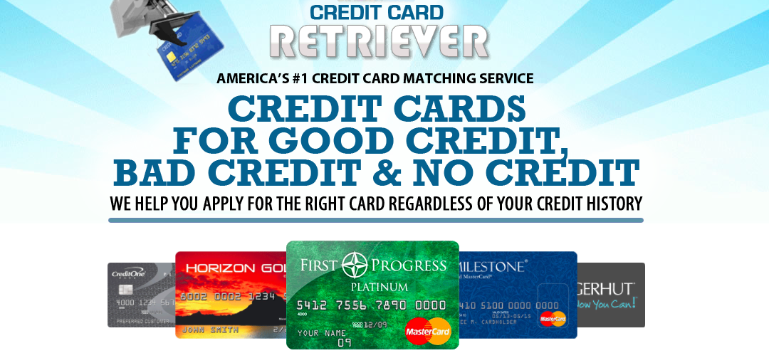 Credit Card Retriever: Credit Card Affiliate Offer