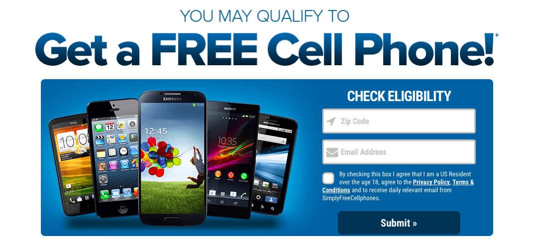 Simply Cellphones Online: Consumer Affiliate Offer